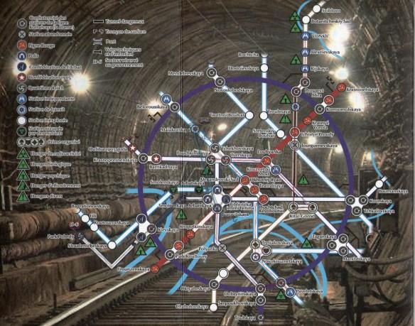 Bienvenue dans le métro
